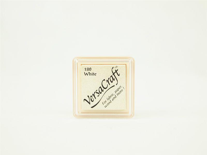 バーサクラフト ホワイト(布専用スタンプ台) 色の濃い布類用(要アイロン)