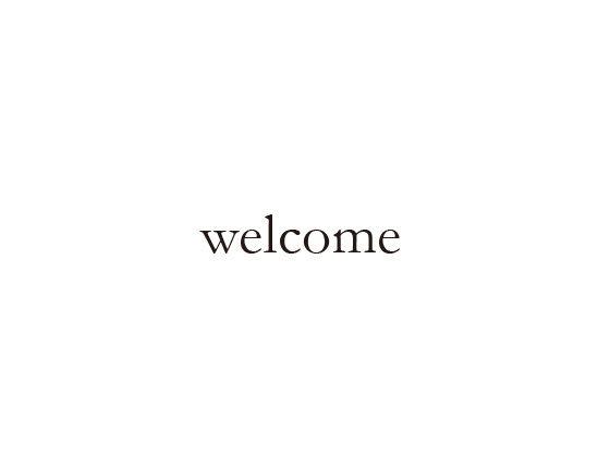 ウェディングスタンプ メッセージ(welcome) WD-86