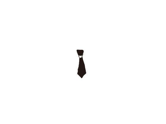 ウェディングスタンプ プチスタンプ ネクタイ