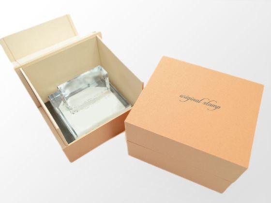 ゴム印収納簡易ケース GB12